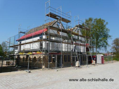 Auf der Freiheit Schleswig Neubau Holmhaus