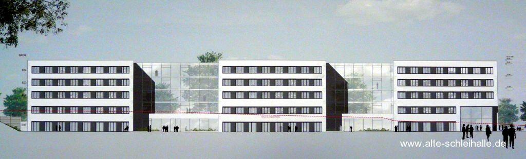 Ansicht Helios Klinikum Schleswig