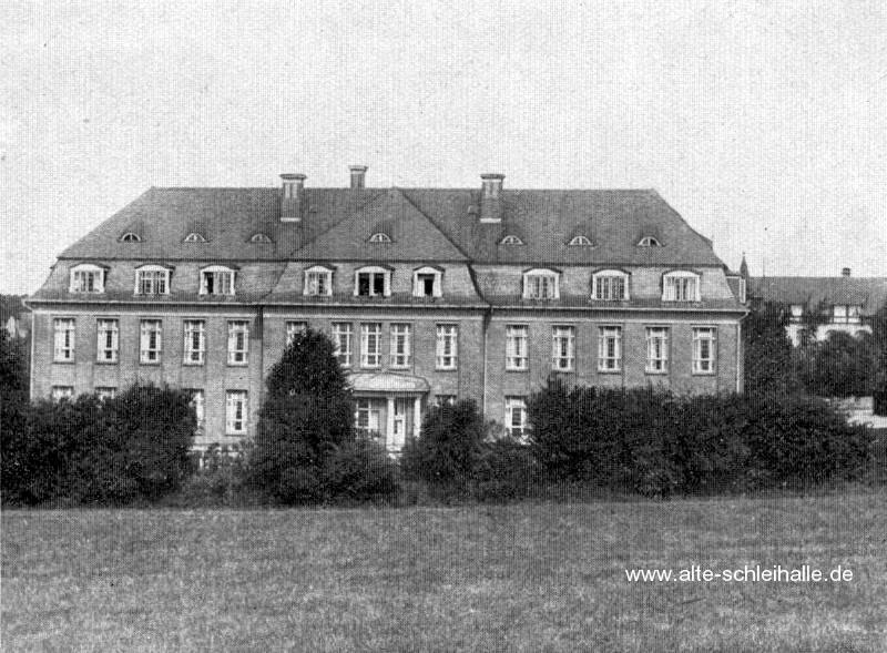 Historische Ansicht Haus U