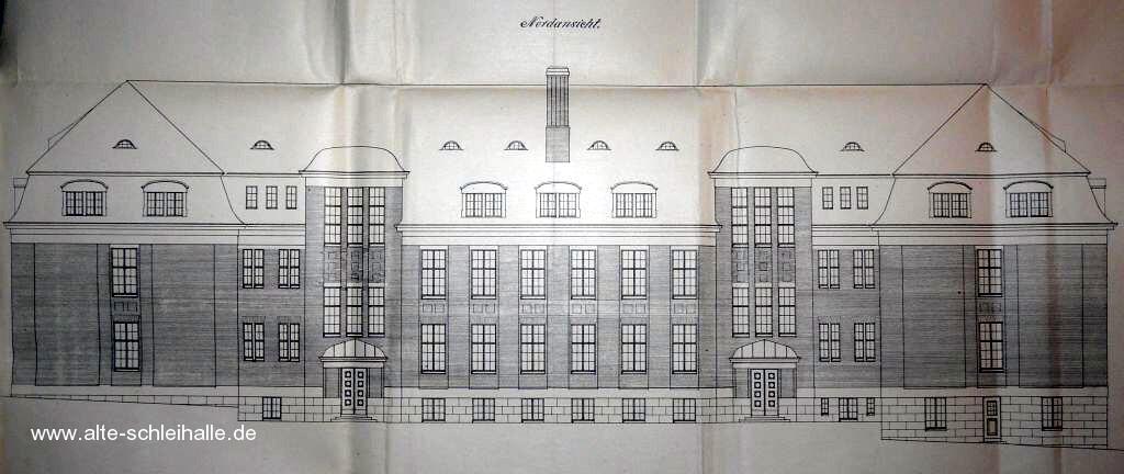 Bauzeichnung Haus T