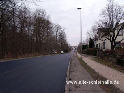 Sanierung Flensburger Straße Schleswig