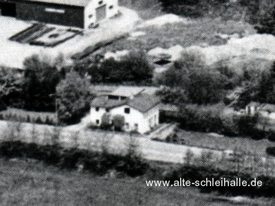 Abbruch Flensburger Straße Nr.168