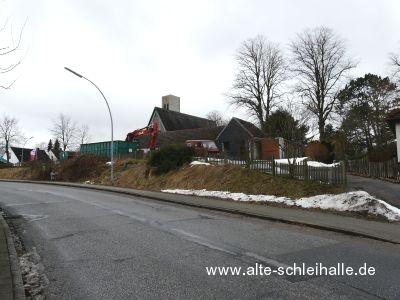 Abbruch Husumer Straße Nr.12