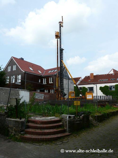 Neubau Rathausmarkt 17 Schleswig