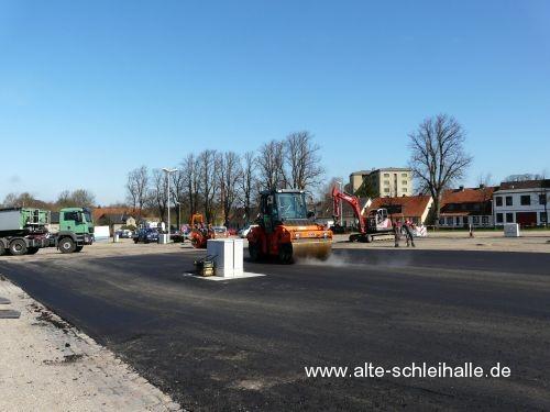 Sanierung Stadtfeld Schleswig