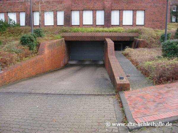 MZA Zivilschutzanlage Tiefgarage Kreishaus Schleswig