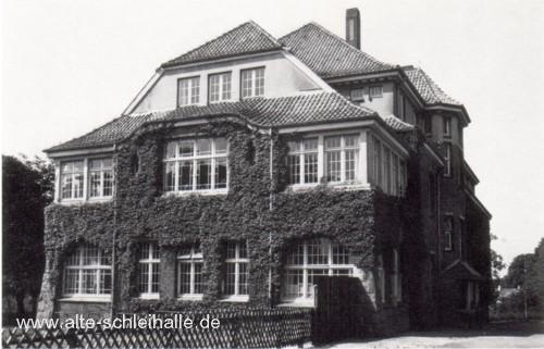 Historische Aufnahme Haus S