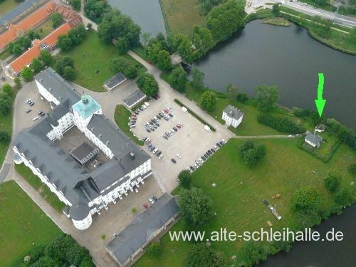 Eishaus Schloß Gottorf