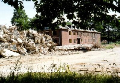 Kaserne auf der Freiheit Schleswig