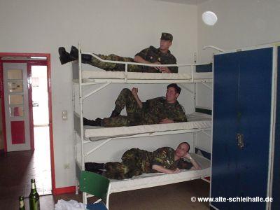 Kaserne Auf der Freiheit