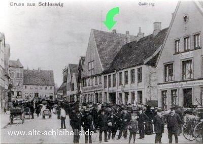 Gallberg 12 Schleswig Landwirtschaftliches Haus