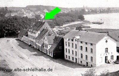 Kösters Hotel Gottorfstr.3 Schleswig