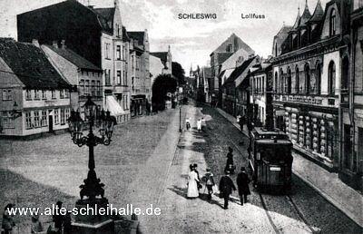 Holsteinisches Haus Lollfuß 89 Schleswig