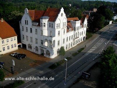 Hotel Stadt Hamburg Schleswig