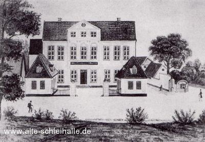 Patrizierhaus Stadtweg 19 Schleswig