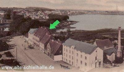 Eisenbahnhalle Gottorfstr.3 Schleswig