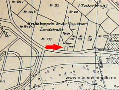 Notunterkuft Krebsteich Schleswig