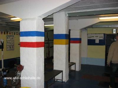 Luftschutzleitung Gallbergschule