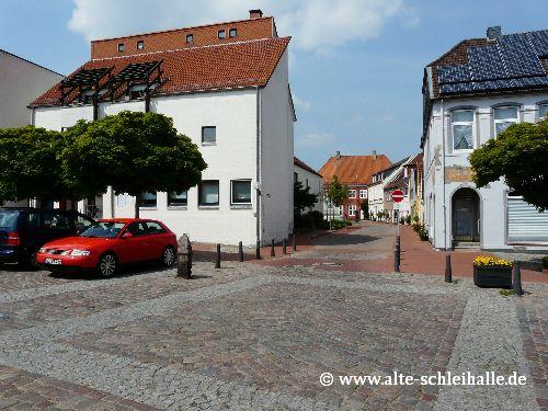Rathausmarkt Schleswig