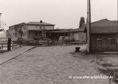 Am Hafen Schleswig