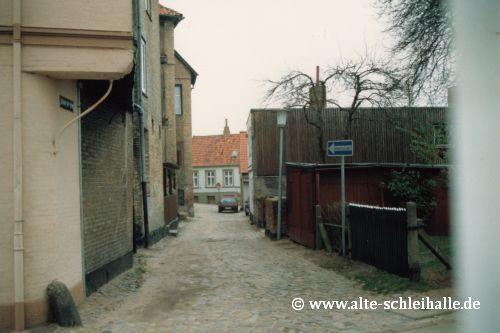 Kurze Straße Schleswig