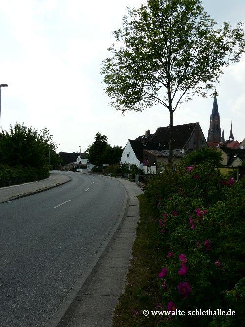 Knud-Laward-Straße Schleswig
