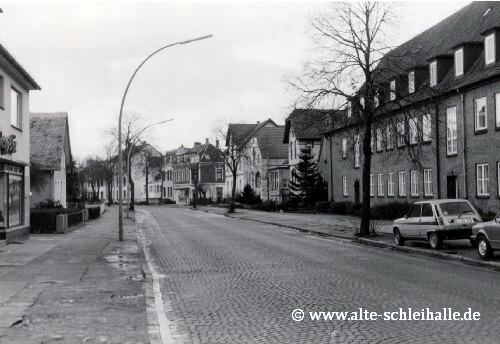 Schubystraße Schleswig