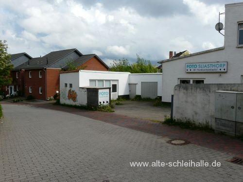 Kleiner Baumhofsgang Schleswig