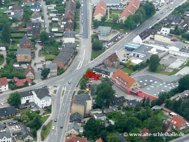 Spritzenhaus Hühnerhäuser Schleswig