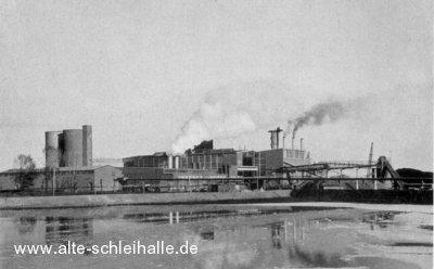 Zuckerfabrik Schleswig Kaianlage