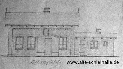 Blockstelle Klosterfeld