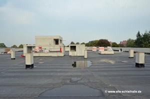 Hubschrauberdachlandeplatz, 05.09.2014