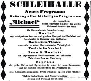 Annonce SN 2.Mai 1936