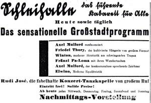 Anzeige SN 02.Dezember 1935