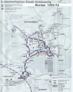 Winter-Fahrplan 1950/51