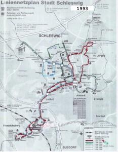 Fahrplan 1993