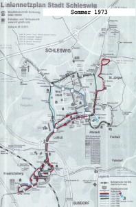 Fahrplan 1973