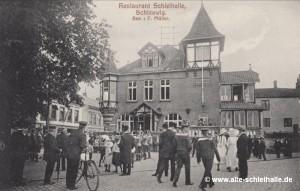 Schleihalle 1909-1919