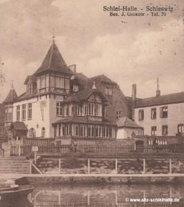 Schleihalle 1925-1928