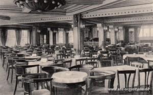Speisesaal Erdgeschoss