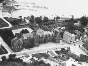 Domschule um 1955