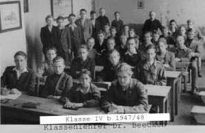 Klassenfoto Domschule