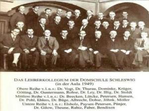 Lehrerkollegium Domschule