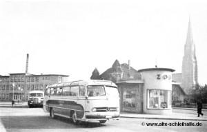 ZOB in den 50er Jahren