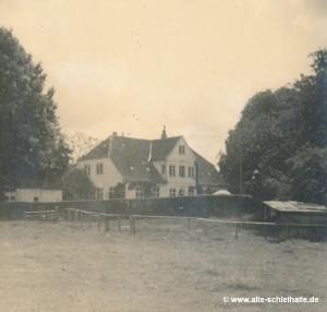 Das Landhaus auf dem Öhr.