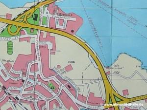 Stadtplan 1965
