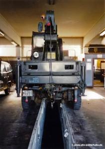 1988 - Die Instandsetzung der PplPiKp 601.