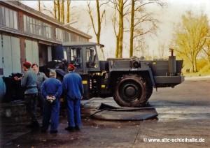 1988 - Unsere Hallen