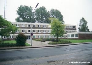 Polizeidienststelle vor Umbau