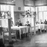 Speisesaal für Frauen um 1930
